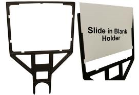 Wire Stands & Frames | Big Daddys Signs